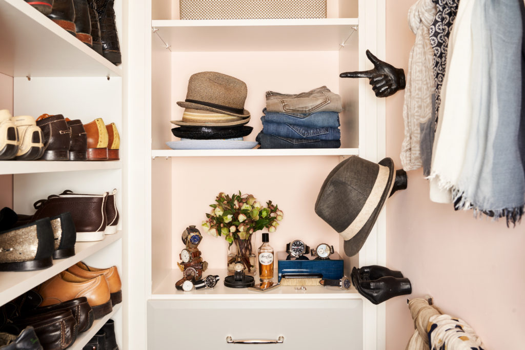 Denise McGaha - Peek inside a closet makeover