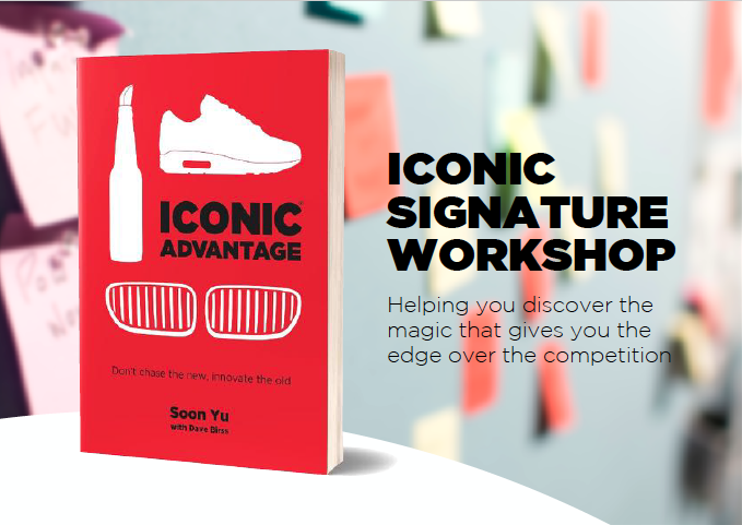 iconic signature workshop iconic advantage