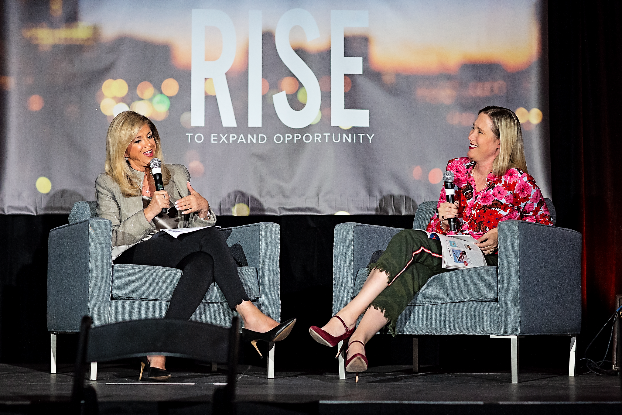 Rising Tide Capital RISE To Expand Opportunity Annual Celebration Speaker