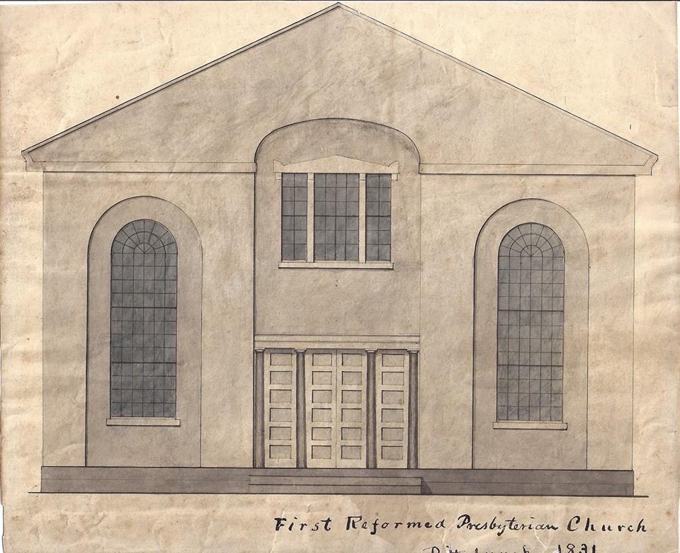 The Oak Alley Church