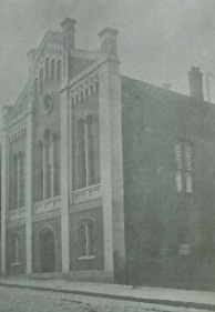 Grant Street church (1880's-1920's)