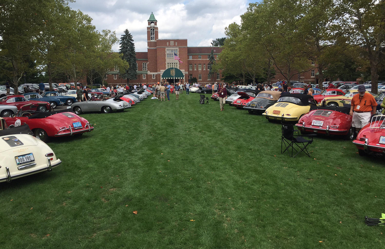 Events - Out and about in the Porsche community