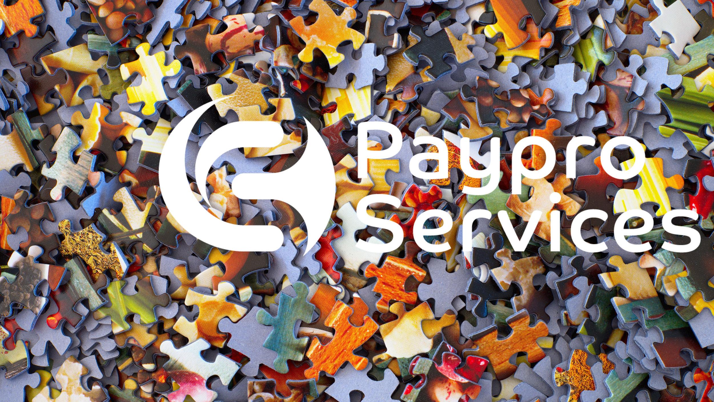 SERVICES PAYPRO, QUOI - Paypro services vous offre des solutions pour les embauches, facturation, les paiements et l'administration des salaires. Pour tout ce qui touche aux conseils et solutions concernant l'engagement d'un intérimaire via un Bureau social pour artistes (BSA), à l'article 1bis... votre solution pour votre puzzle!