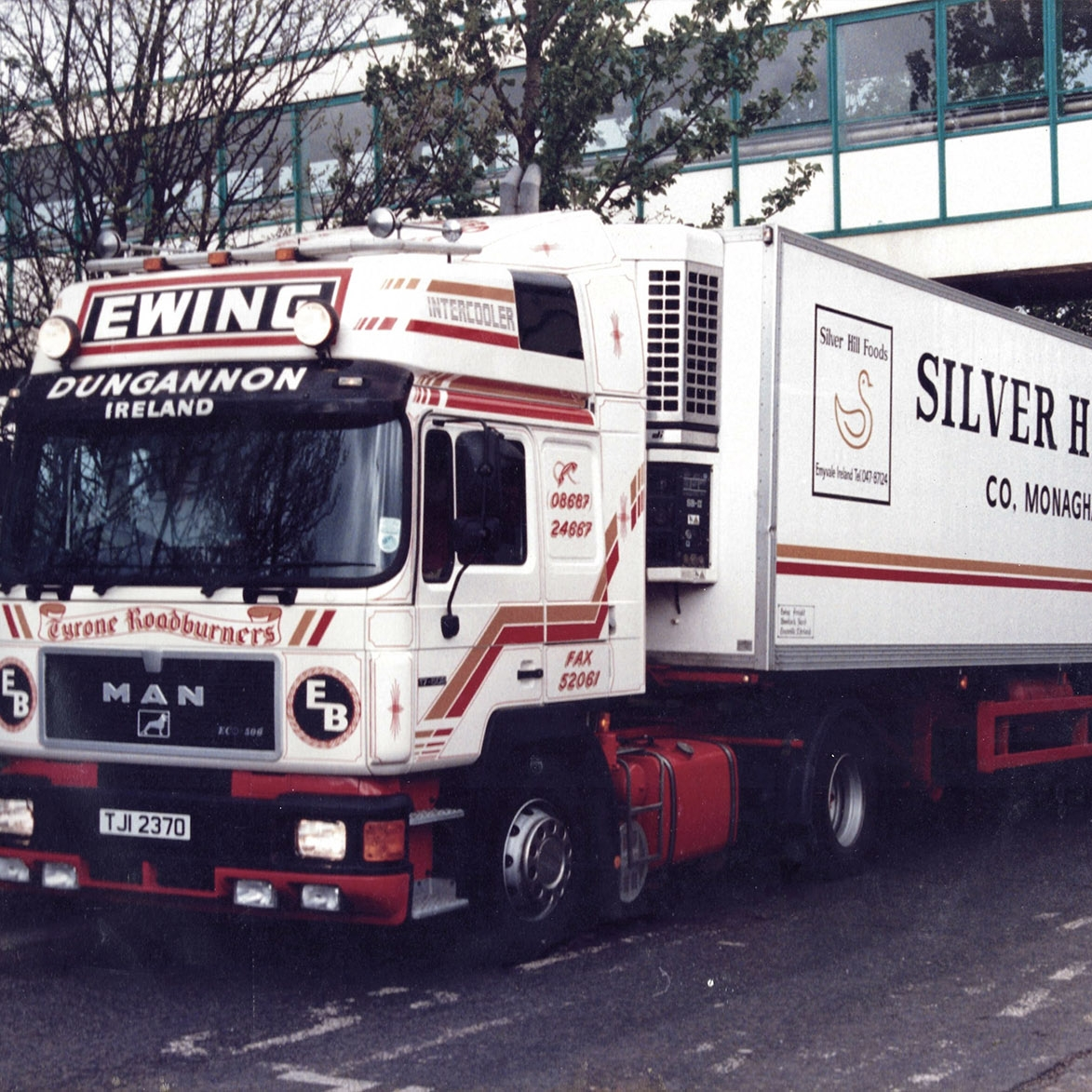 Chinatown - 1984A milestone moment. Silver Hill Farm sold its first load into Chinatown London. This paved the way for our company to become the number 1 supplier of Head On Duck to the Chinese UK Market for the next 30 years.