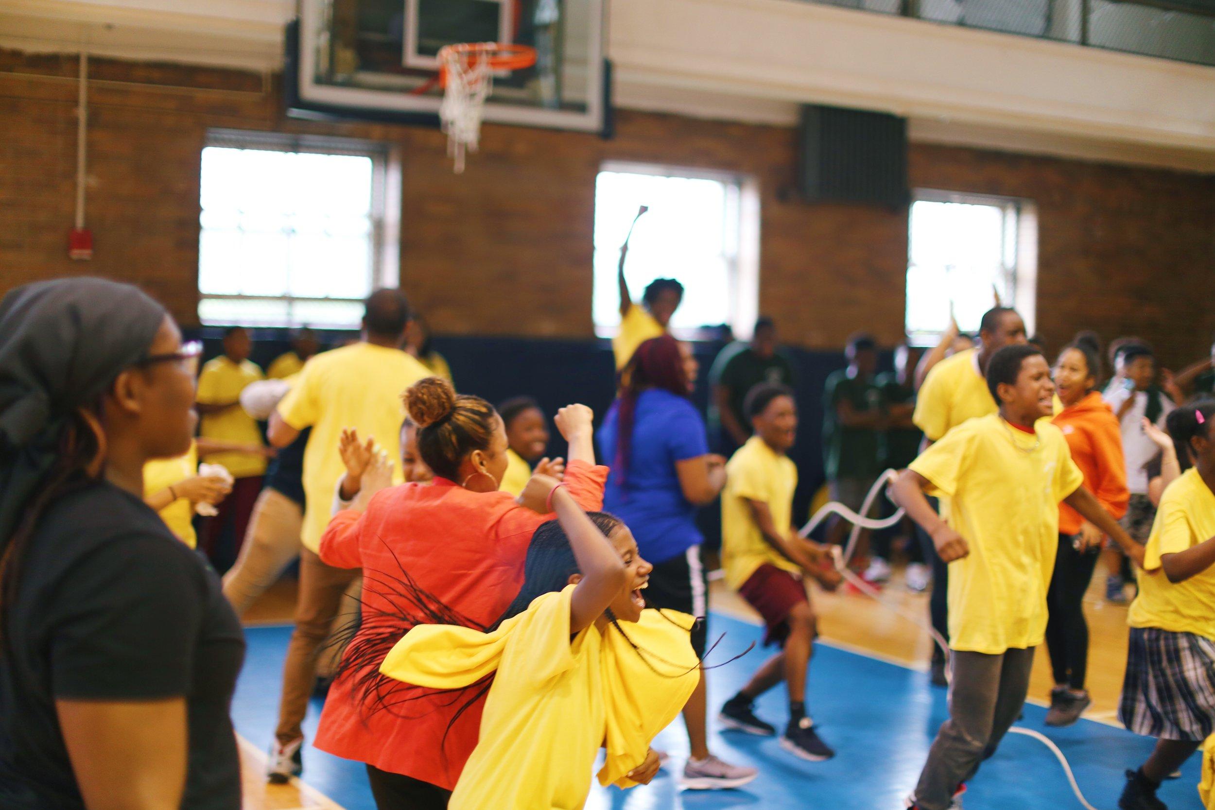 Nike x Active Plus x Capital Prep Harlem 2019