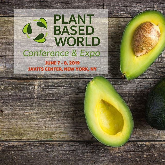 #PlantBased is hitting the big time! Plant Based World Conference & Expo is bringing together leaders and brands from across the movement like no event has done before. Who will we be seeing at PBW this June?? 🥑💚 ... ——— Slightly obsessed with food science and very excited for this conference. Can't wait to capture the moment, meet these industry  change makers and help raise awareness for the cause !!! @plantbasedworldexpo 🙌🏻 ——— . . . . .  #PlantBasedWorld #PBW2019 #PBWDPP #Plantbased #Plantbaseddiet #Plantbasedexpo #Plantbasedevent #nutrition #plantbasednutrition #plantbasedliving  #health #veganhealth #veganfood #plantbasedfood #vegansofig #vegansofinstagram #newyorkvegans #healthyliving #nutritionfacts #plantpower #bodybyplants #plantbasedfoods #plantbasednews #foodexpo #veganbusiness #plantbasedmedicine #healthyeating #plantmedicine #crueltyfree