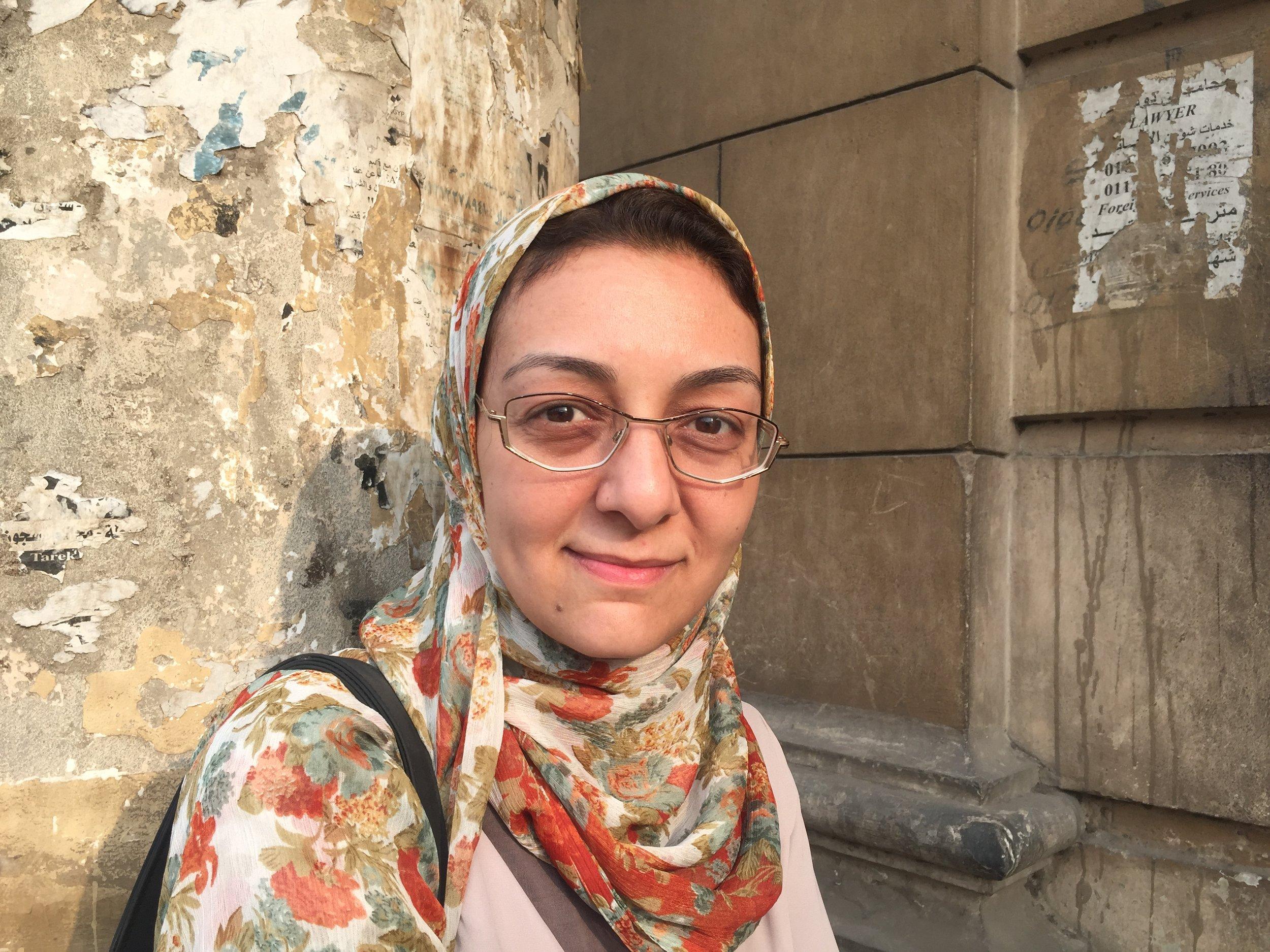 Muhammad's Egyptian wife, Noora.