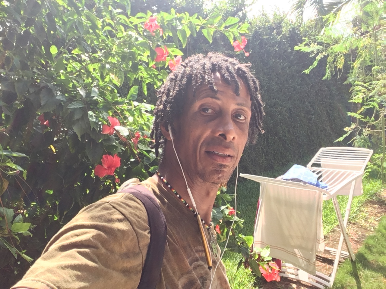 After selling his car and retiring, Assanouan G'bado moved from the US to Côte d'Ivoire to volunteer and build a sustainable Earthship home business.
