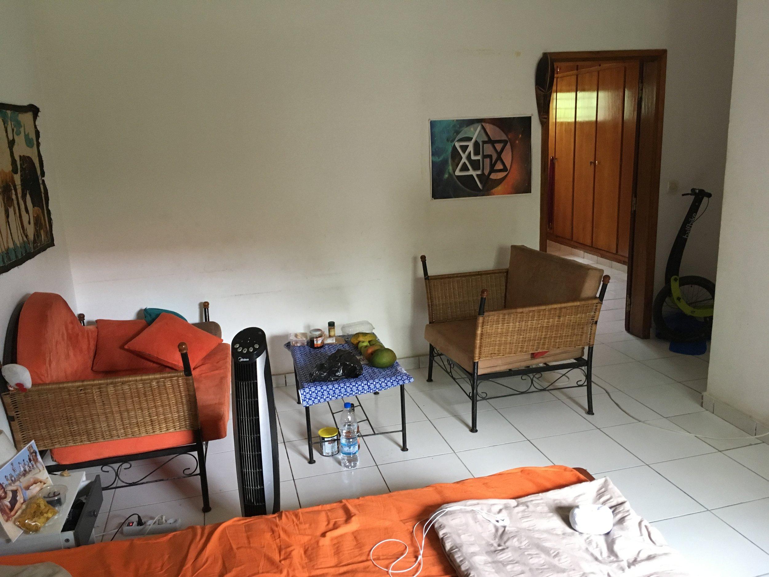 Assanouan's villa in Cocody,Côte d'Ivoire