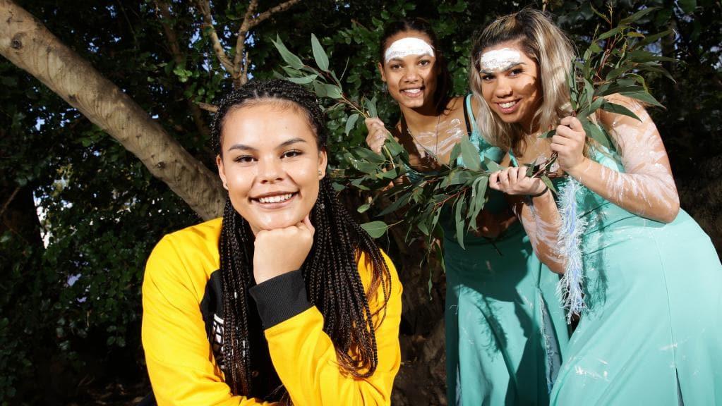Burramatta Naidoc celebrations at Old Parliament House, Parramatta.Picture: Peter Kelly