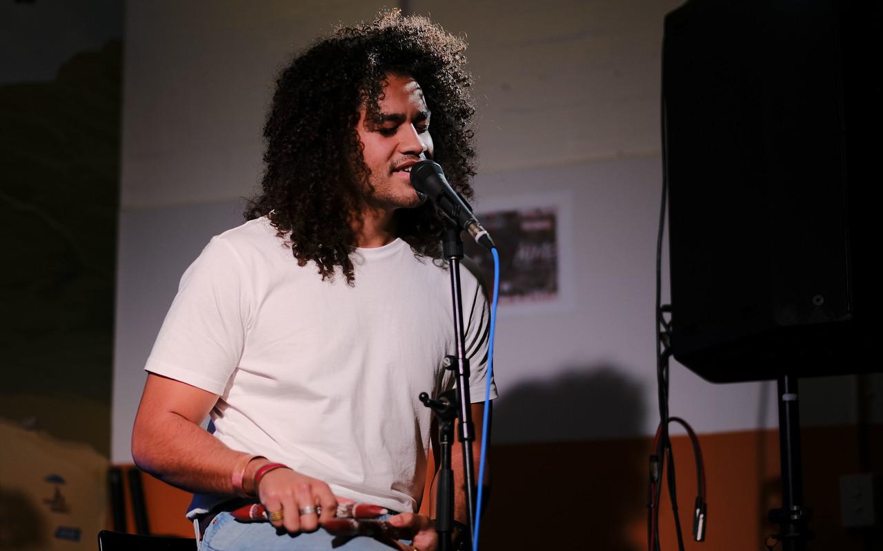 Ziggy Ramo at Sofar Sydney    Fahim Alam
