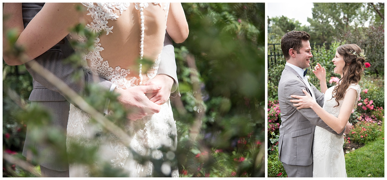 Young Bride & Groom Smiling   Bethany and Jono's Intimate DIY Wedding   Colorado Springs Wedding Photographer   Farm Wedding Photographer   Apollo Fields Wedding Photojournalism