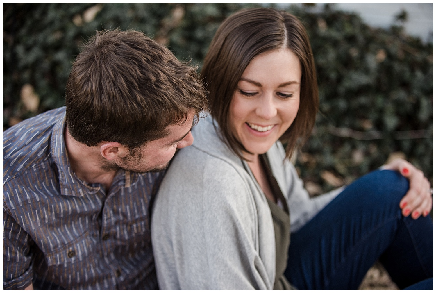 Kerry and Patricks Intimate in home engagement session | Sloans Lake Colorado Photography | Farm Wedding Photographer | Apollo Fields Wedding Photojournalism