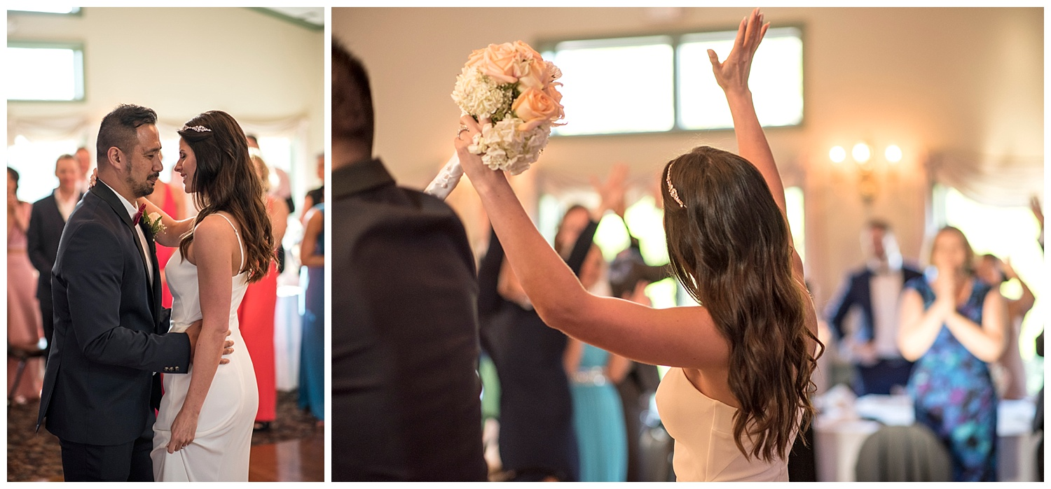Beautiful Bride Dancing | Intimate Wedding Photographer | New York State Wedding Photographer | Farm Wedding Photographer | Apollo Fields Wedding Photojournalism
