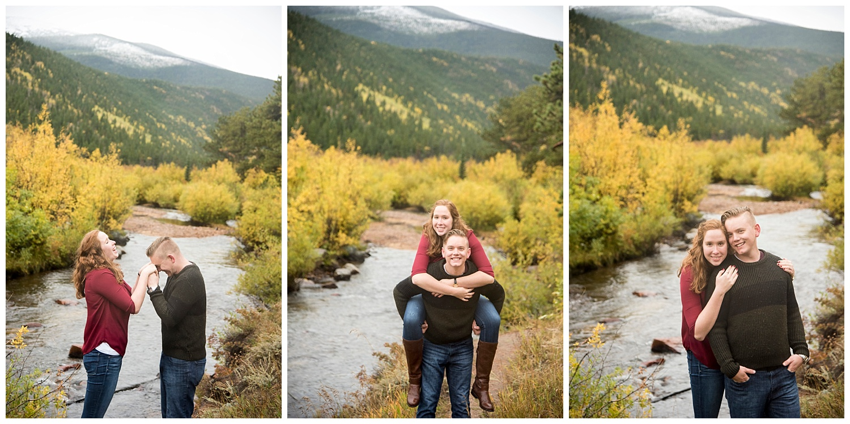 Mountain Engagement Photographer | Don & Aliyah's Mountain Engagement Photography | Farm Wedding Photographer | Apollo Fields Wedding Wedding Photojournalism