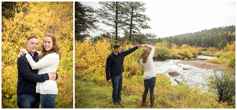 Dancing in the Woods Mountain Engagement Photography | Don & Aliyah's Mountain Engagement Photography | Farm Wedding Photographer | Apollo Fields Wedding Wedding Photojournalism