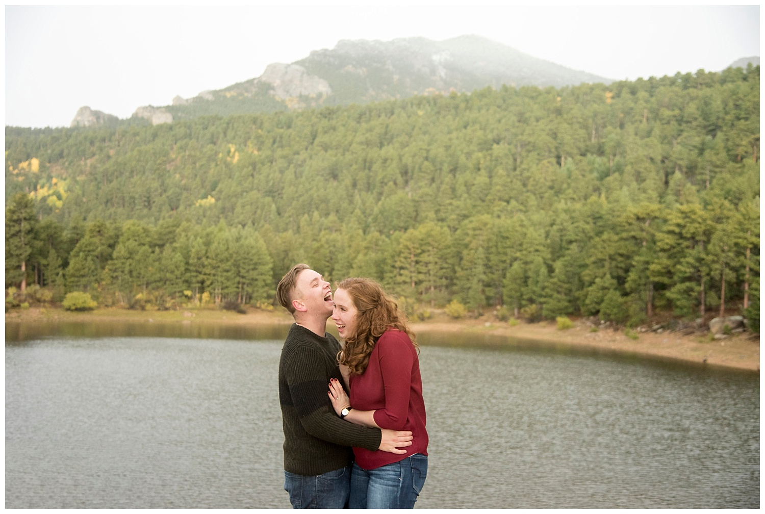 Mountain Engagement Photography | Don & Aliyah's Mountain Engagement Photography | Farm Wedding Photographer | Apollo Fields Wedding Wedding Photojournalism