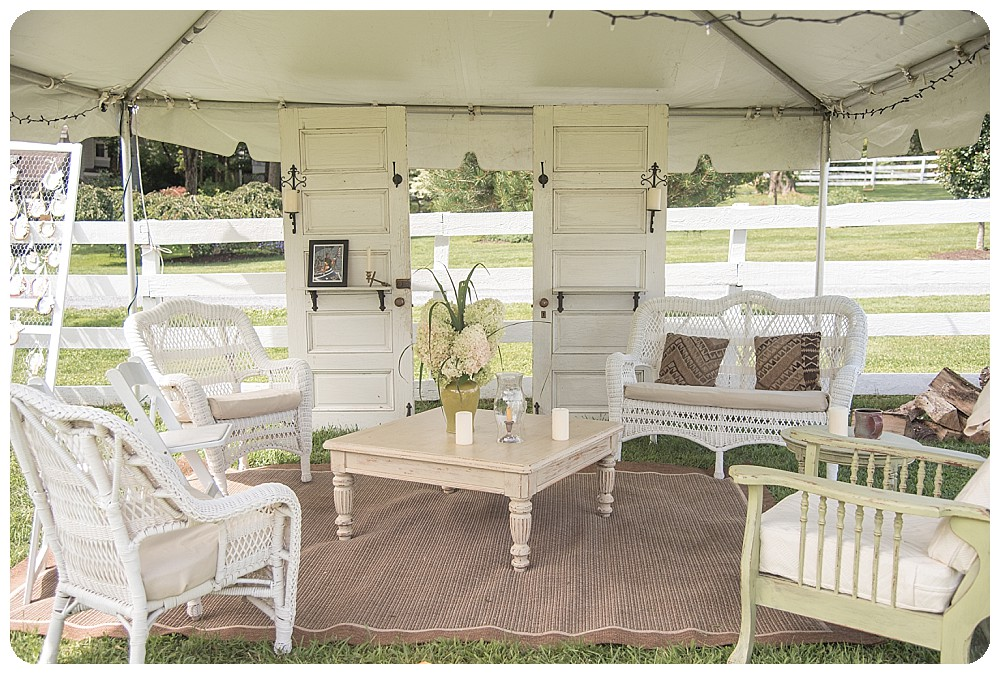 Wedding Lounge Setup Decor Ideas Simple DIY Classic Country