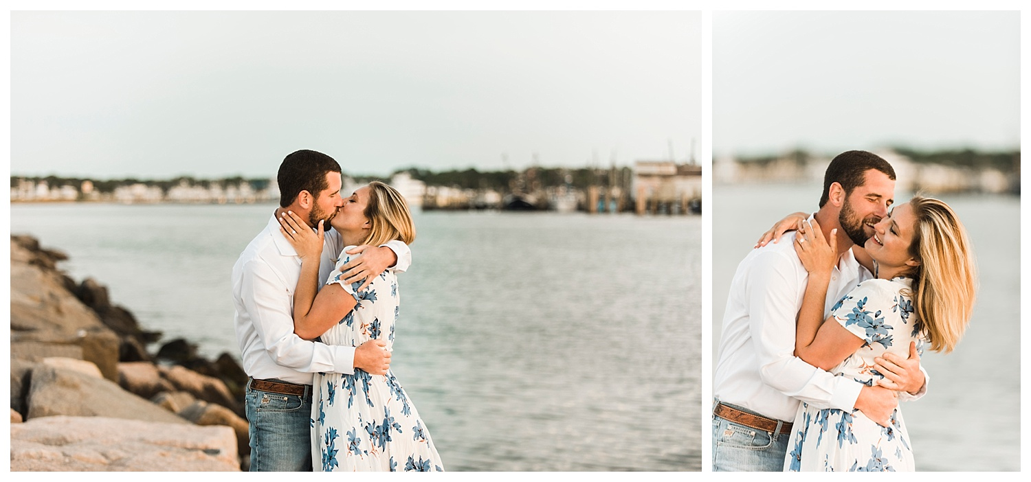 Apollo FIelds Montauk Beach Engagement Photos