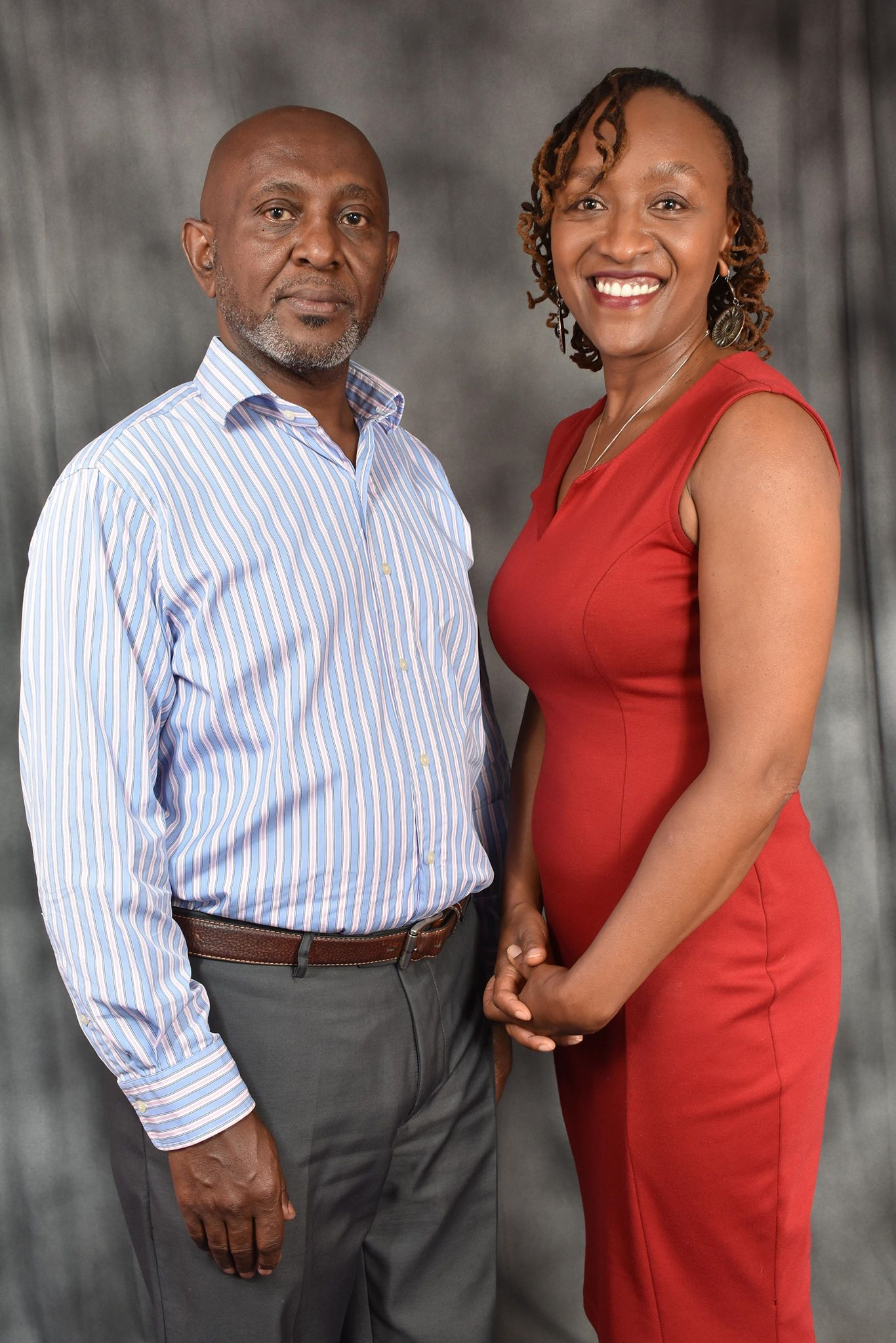   CAXTON & LIZ MBURU  KENYA - The Mburus are working towards a vision of raising up biblically sound pastors in the African nation of Kenya. To do so, they have created a gospel-centered curriculum and mentorship program to train Kenyan pastors and to plant churches within their communities.For More Information: CLICK ME