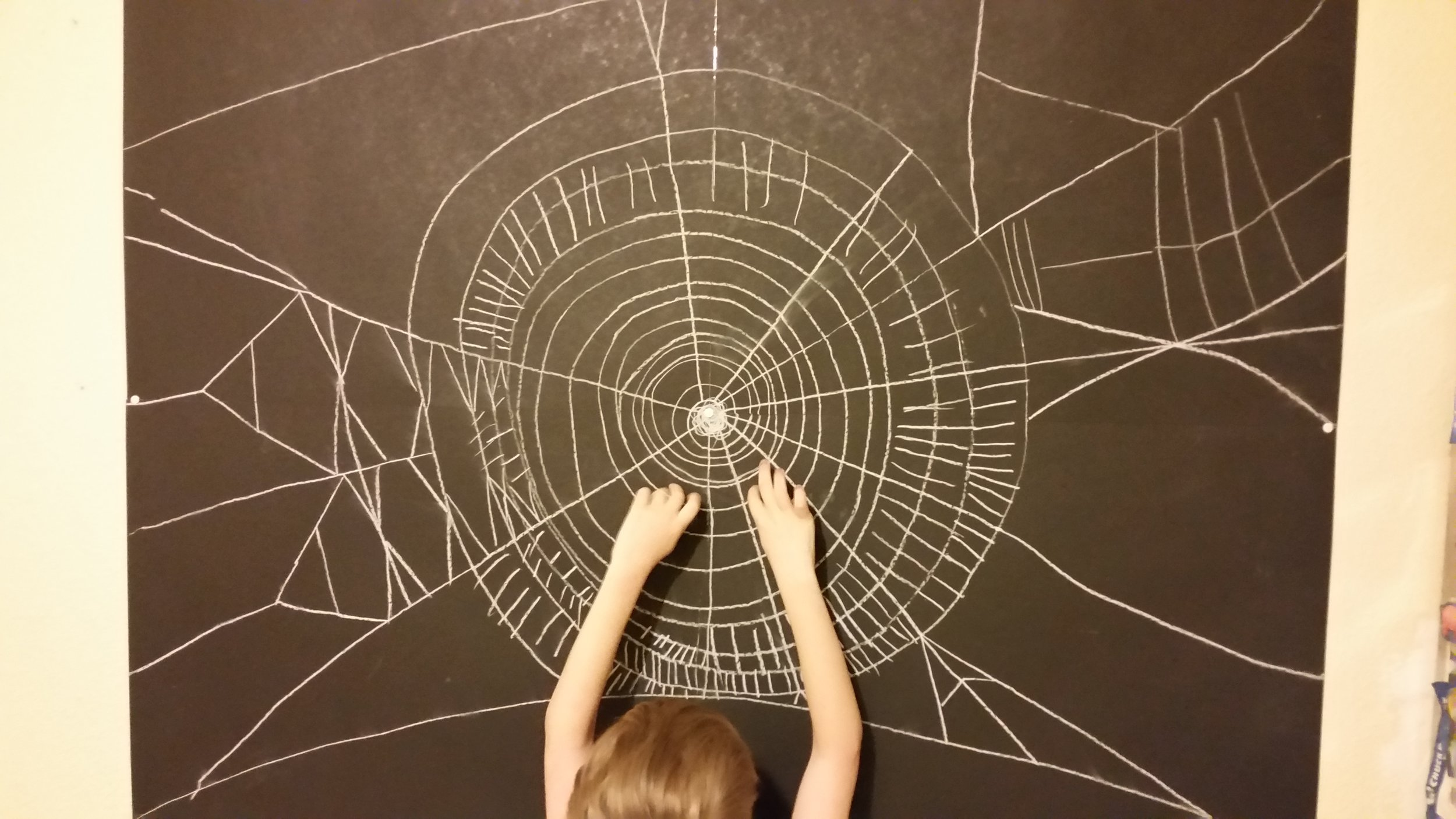 Everything is a web.
