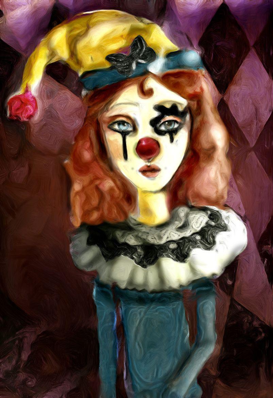 Fonda Haight - Bring in the clowns.jpg
