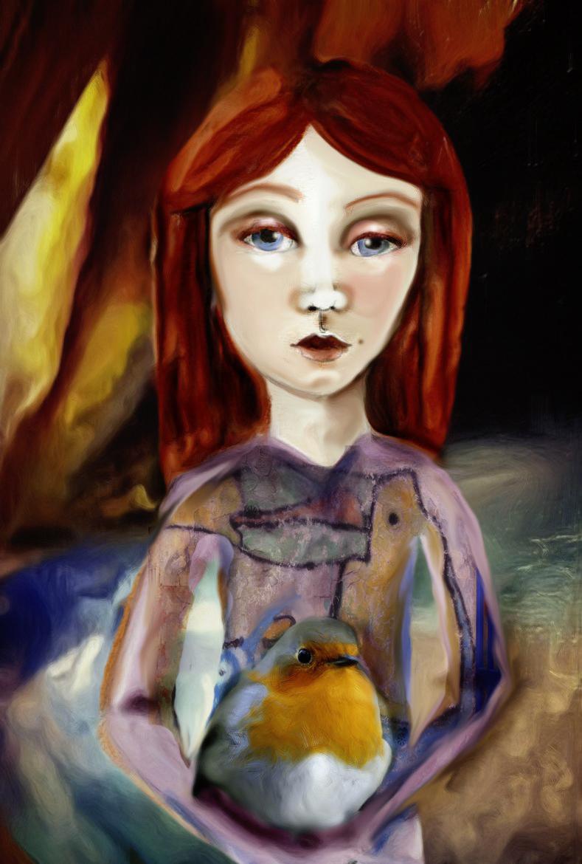 Fonda Haight - cavegirl bird.jpg