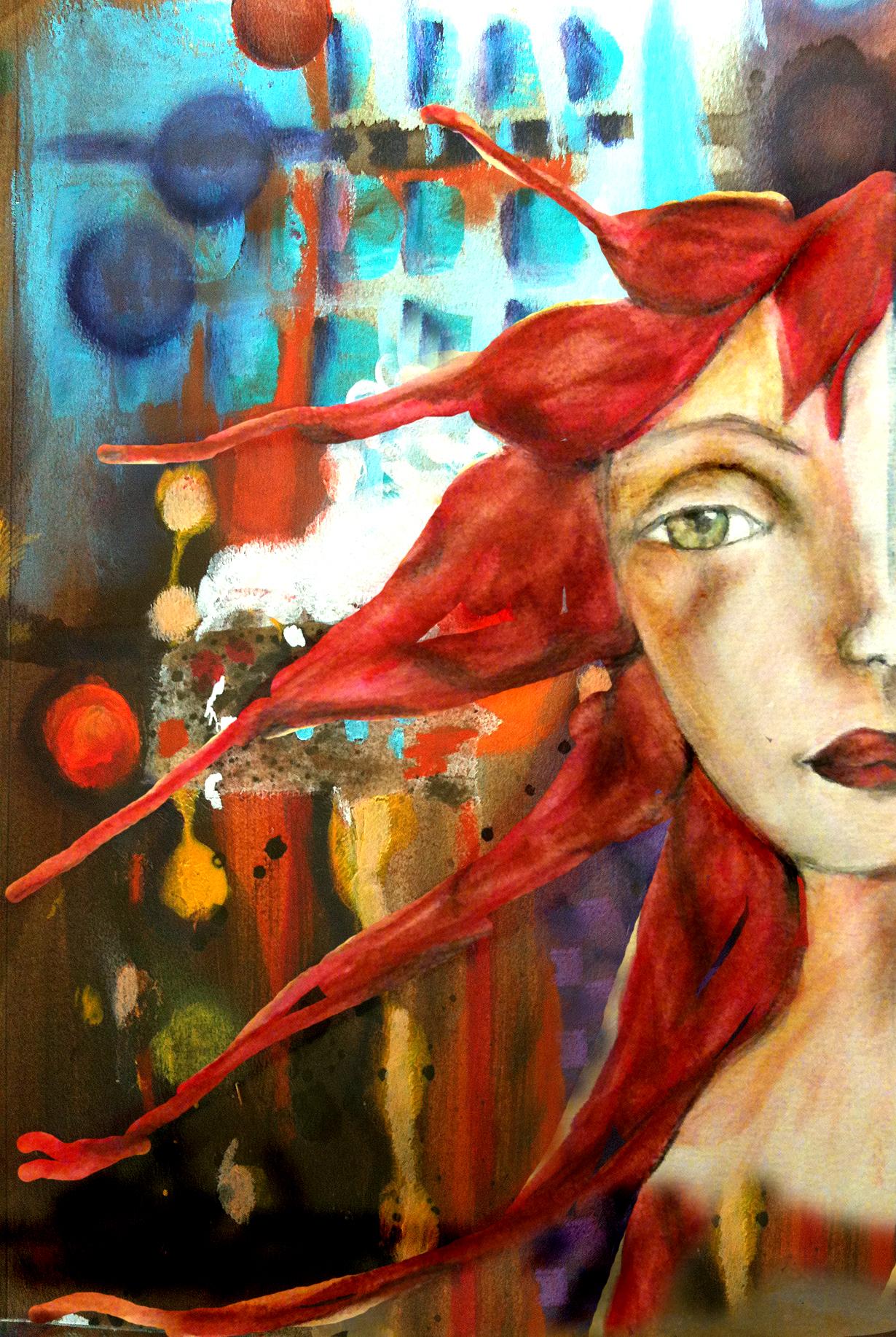 Fonda Haight - red head girl journal page copy.jpg