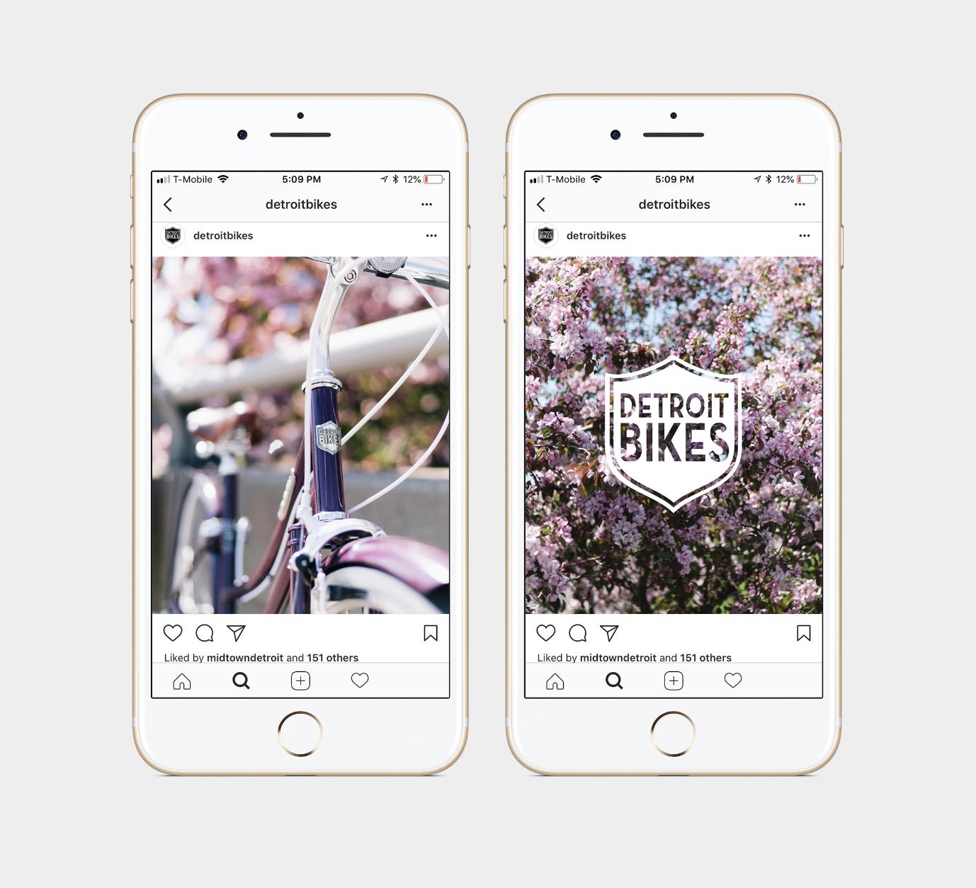 Detroit Bikes  Photography