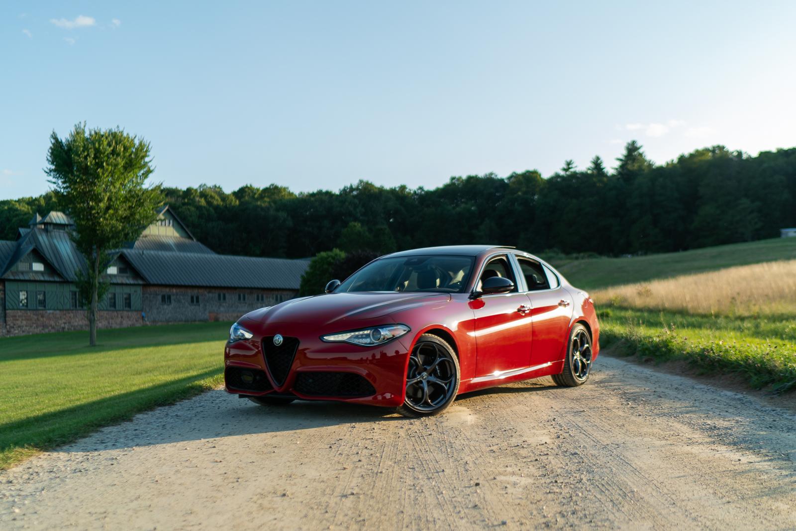 Alfa Romeo (FCA)  Photography (social)