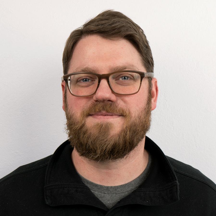 Brent Mosser - Production Designer