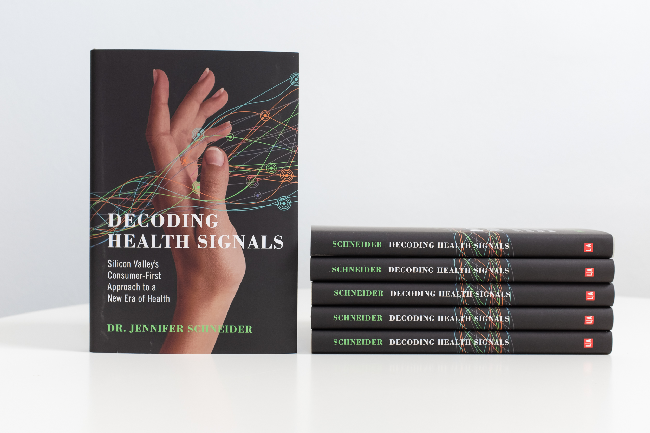 Livongo Health  Lafayette American Publishing's first release:  Decoding Health Signals by Dr. Jennifer Schneider