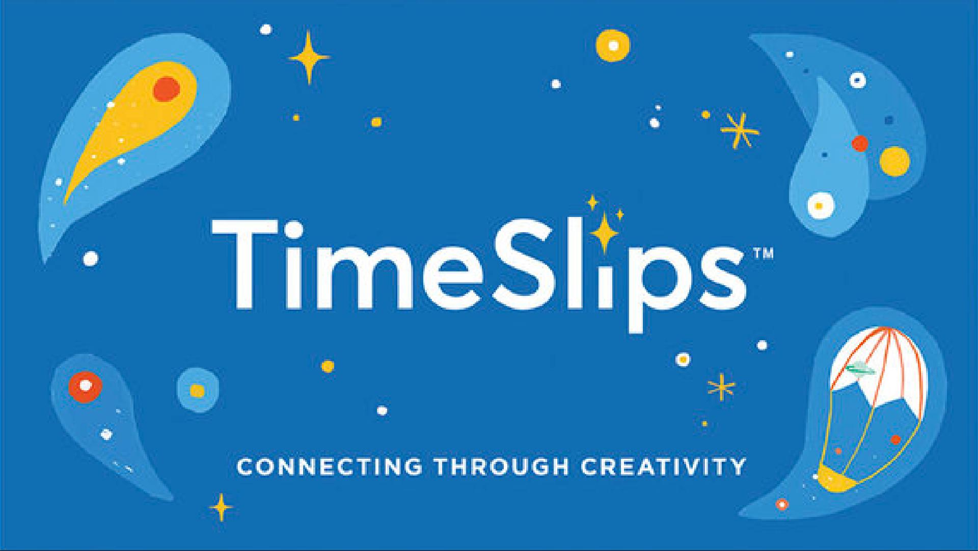Time Slips  Brand Identity, Website, Apparel  In-Progress