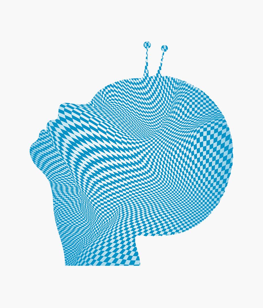 Detroit is Sci-Fi – MOCAD Detroit  Concept, logo, social assets, and print illustration  for a teen sci-fi workshop.