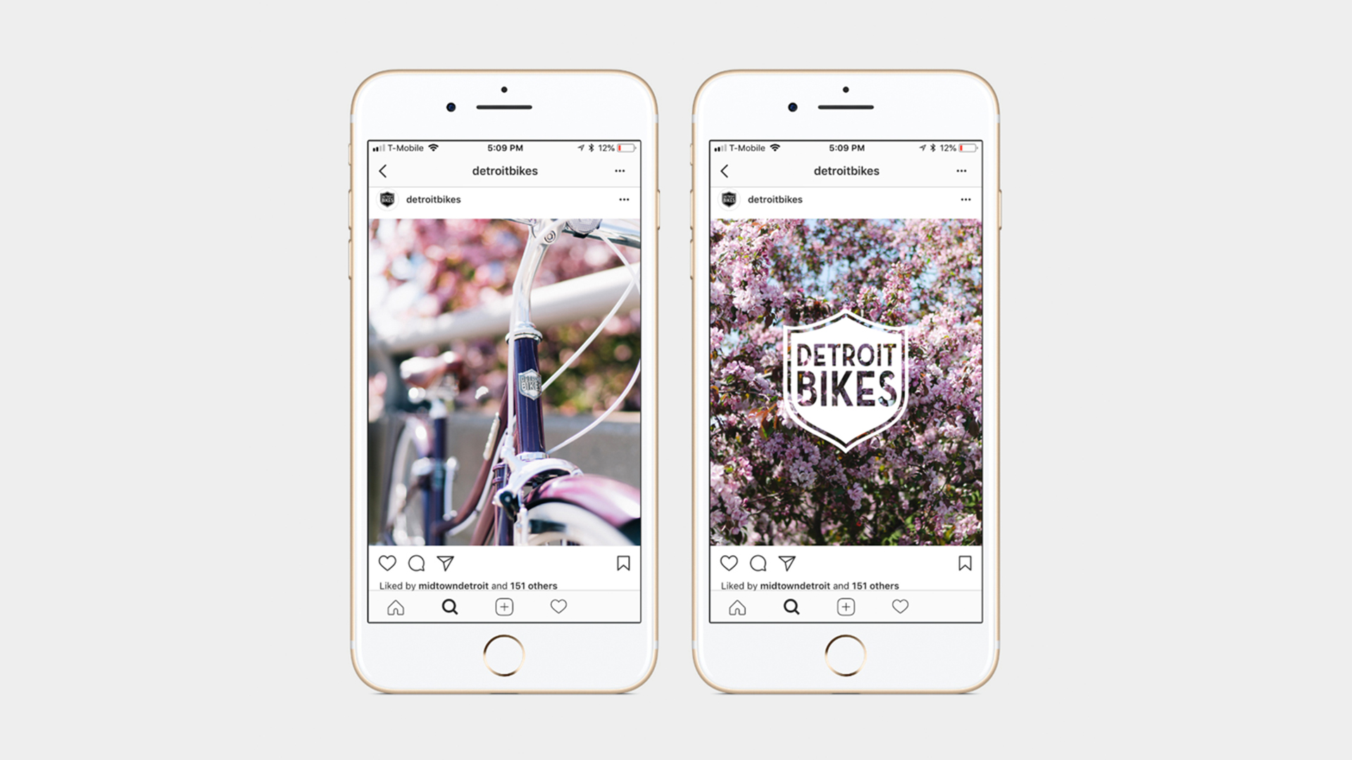 Detroit Bikes  Successfully launched (video, social, outdoor)  the brand's first DTC bike, the Sparrow.