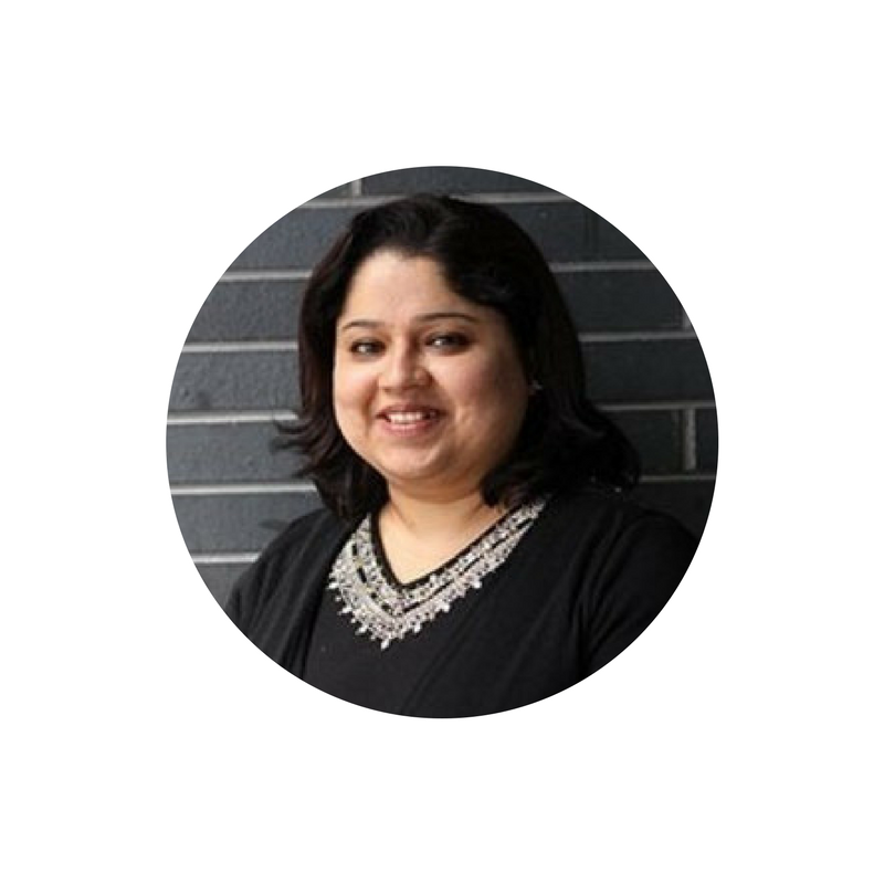 Madhulika Sharma, SmartSimple's Director of Community Support