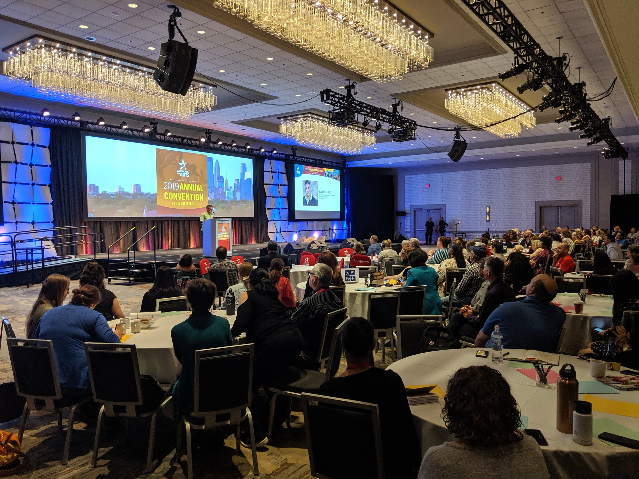 Closing presentations at AFTACON 2019