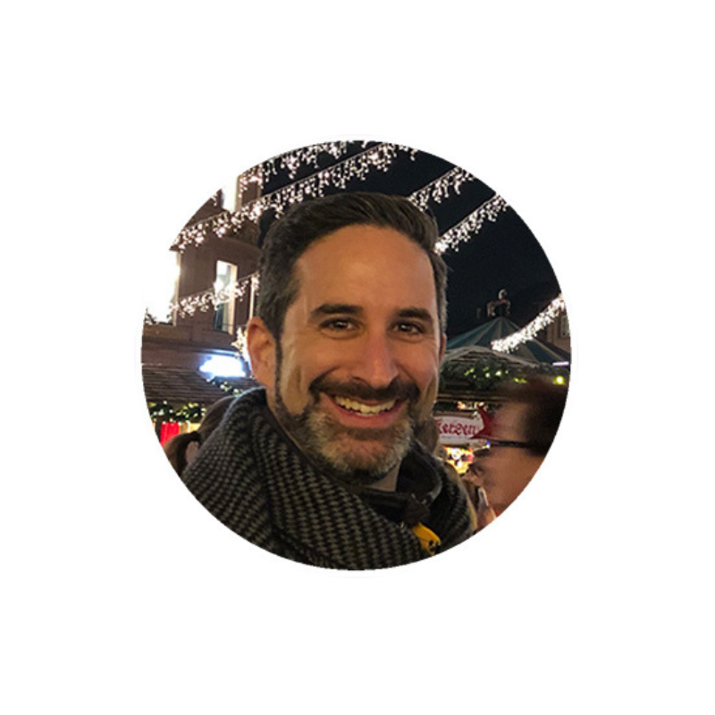 Malcolm Klotz, Founder and CTO of Re-Solved