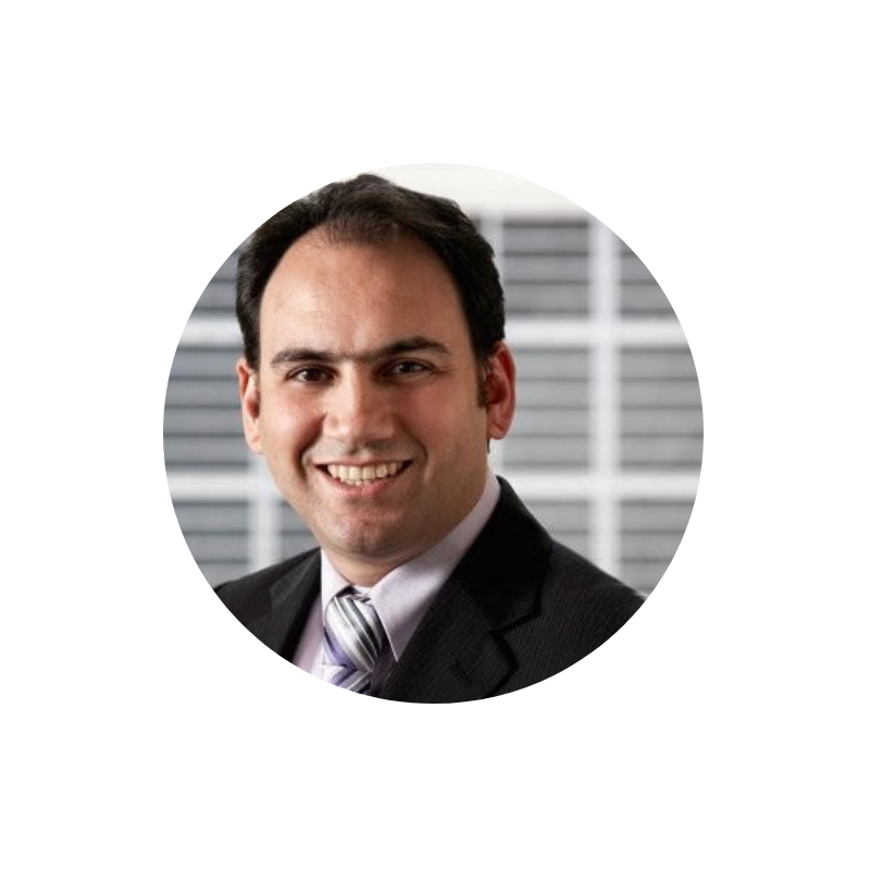 Farzad Zohouri, Director of Information Systems at Ontario Centres of Excellence
