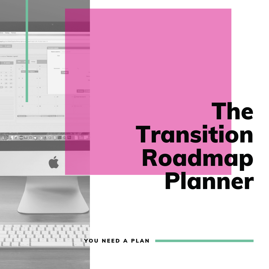 COMING SOON - If you enjoyed the Escape the Rat Race Checklist, you'll soon be able to upgrade to the complete Transition Planner. This completely interactive project plan template, created in partnership with Buckets.co, will help you create a full action plan to take you from the life and work you have today through to doing what you love for a living and living on your terms.And - it's coming very soon.