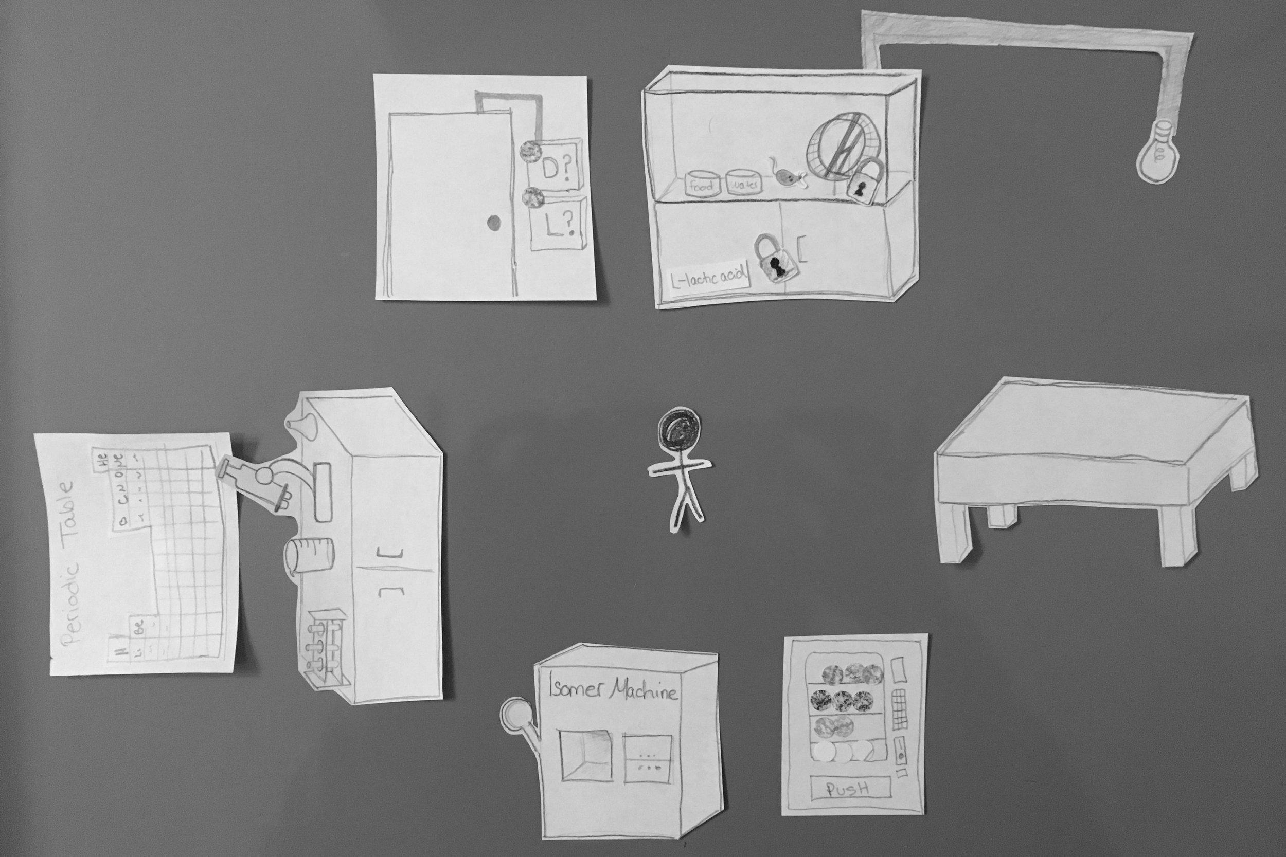 Paper Prototype Version 2