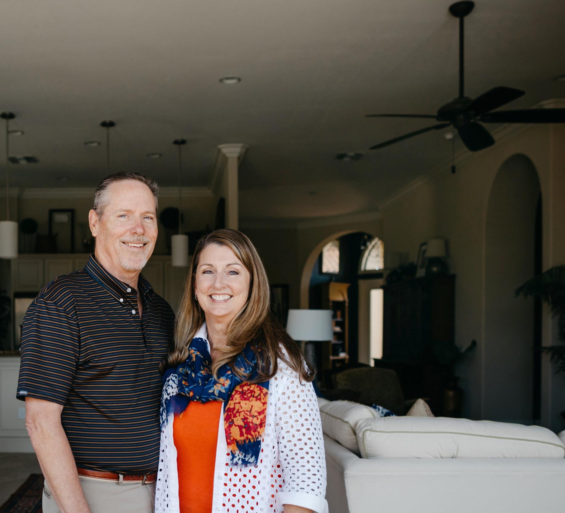 Theft: Richard & Pamela Huber -