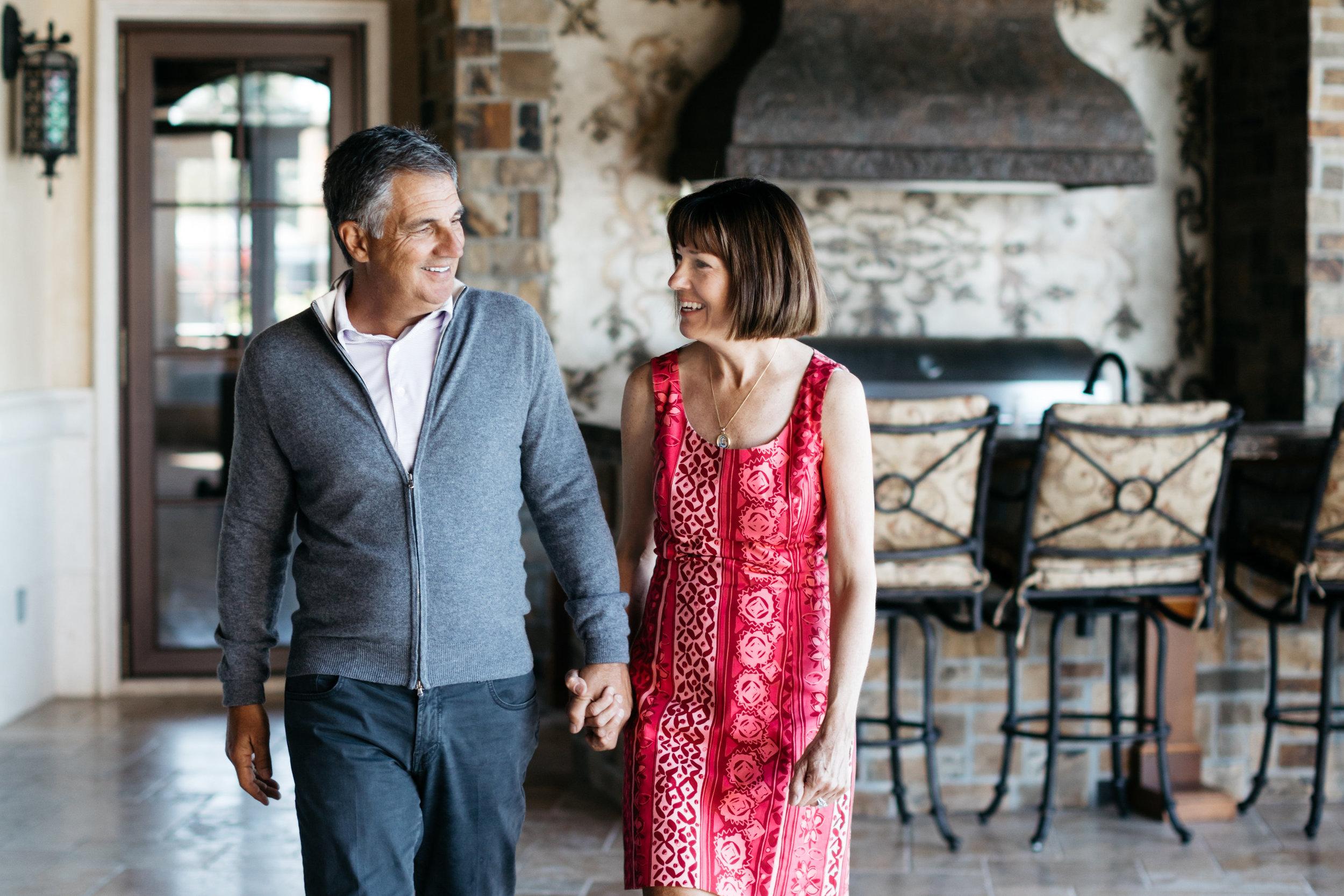 Home Fire: Robert & Cindy Manzo -
