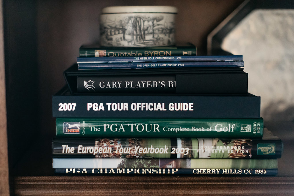 Inside the home of PURE member and golf legend Mark O'Meara.