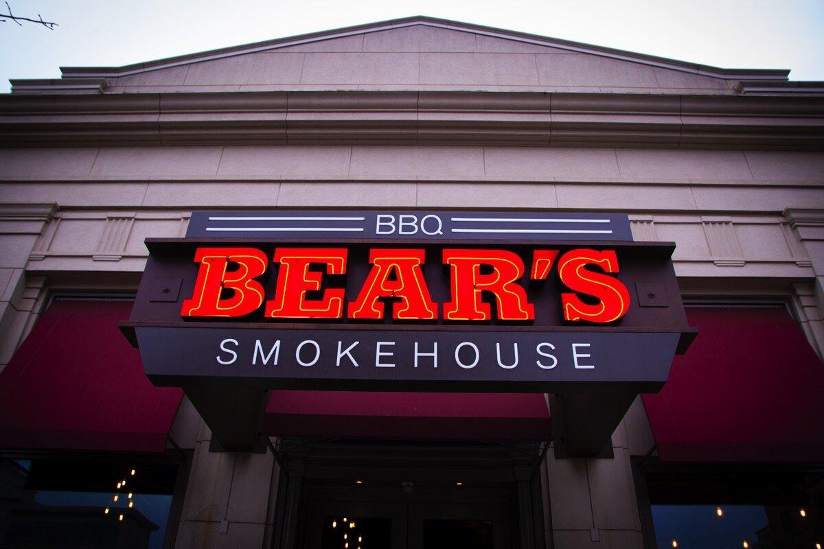 Asheville — Bears Smokehouse BBQ
