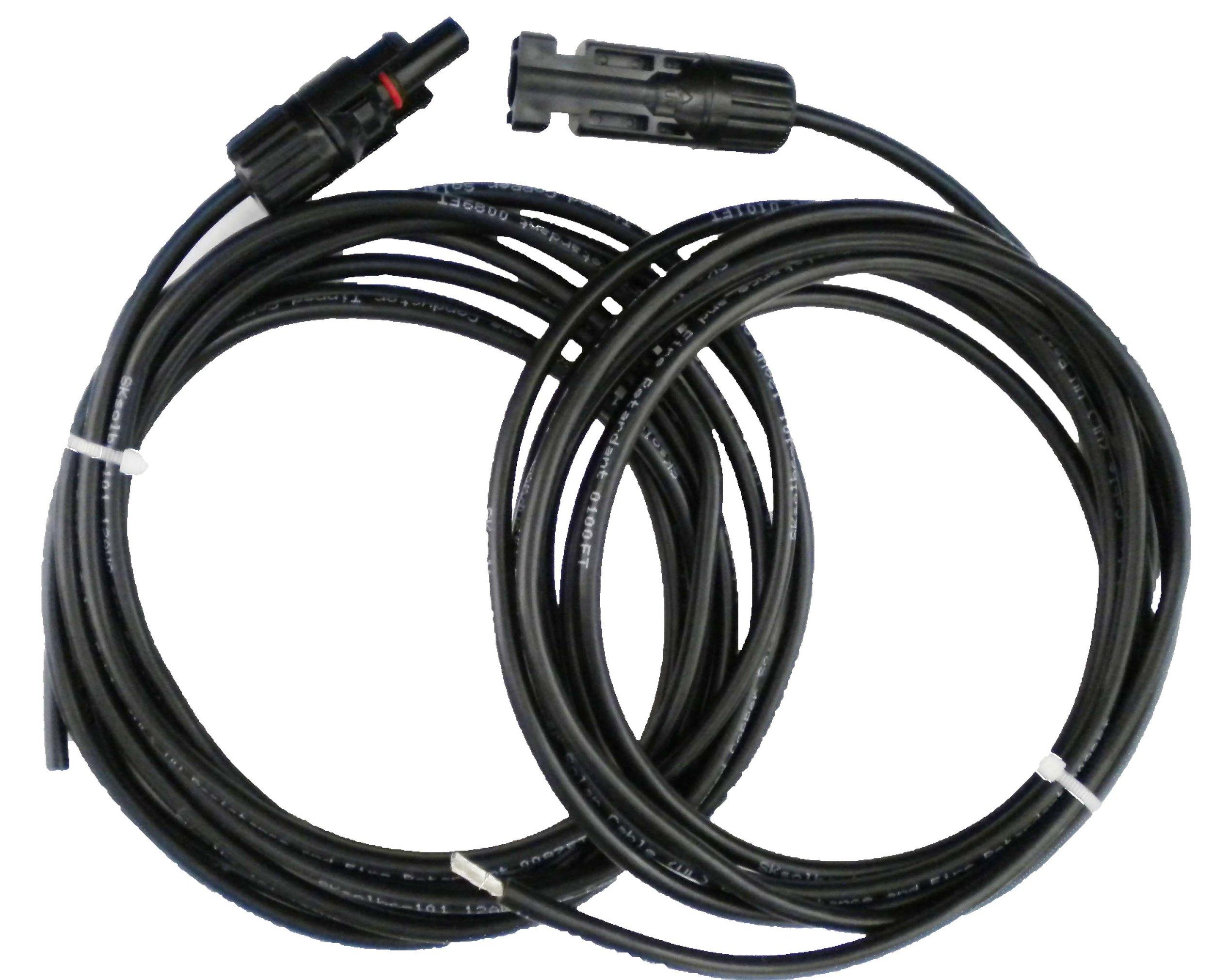 MC4 Solar Cable