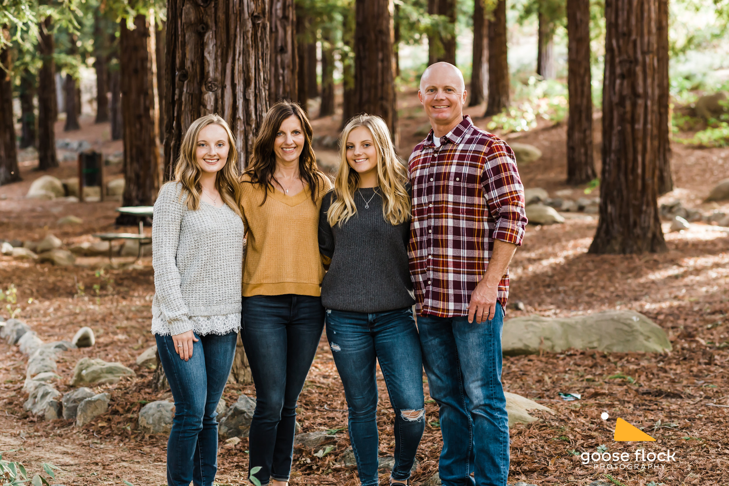 Family portraits in San Francisco and Oakland