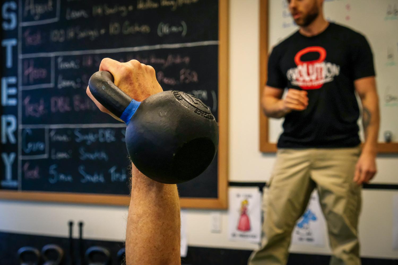 Strength Training Saratoga Springs
