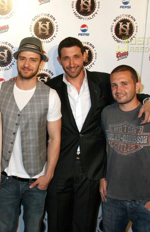 Justin Timberlake, Trace Alaya, Eytan Sugarman Southern Hospitality1.jpg