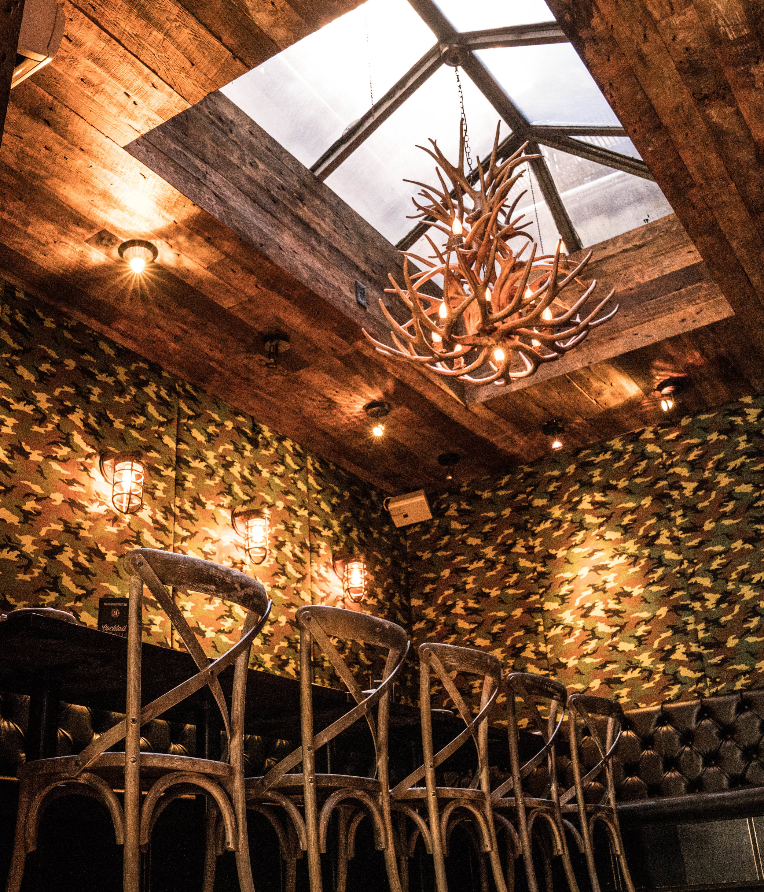 The Antler Room